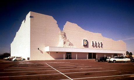 James Vines showroom for Best, Texas 1975
