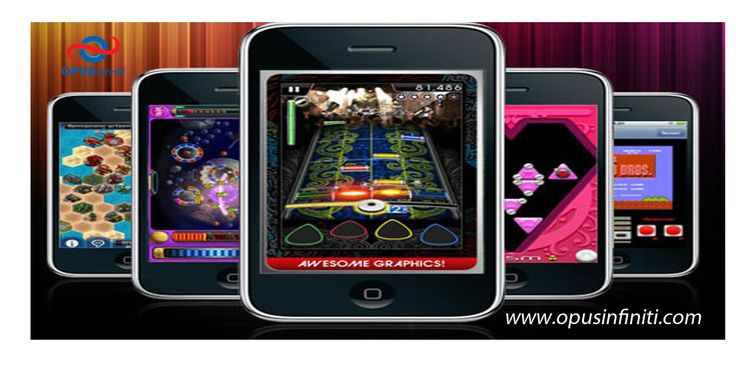 Opus infiniti is one of the largest mobile development companies in the world. Our team of game app developers builds engrossing games for Android and IOS.We are the best Mobile Game Development company. We have highly skilled 2D & 3D Game developers.