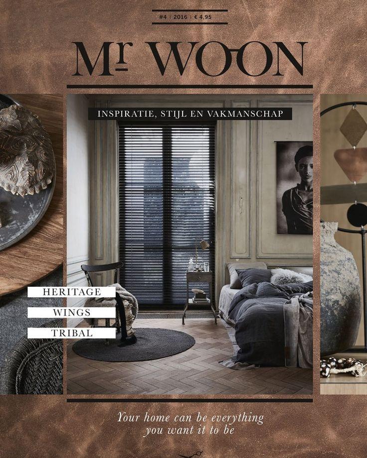 Gratis MrWoon inspiratie woonmagazine | Mrwoon