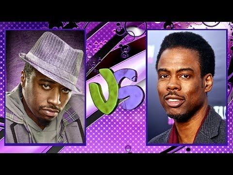 Eddie Griffin Schools Chris Rock on Obama........ EDDIE HAS THAT RIGHT!