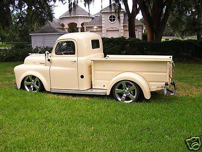 Auction 230335786669 1950 Dodge Pilothouse Pick Up