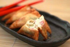 Crab Cheese Rangoon: Asian Foods, Crabrangoon 15 Jpg, Appetizers Pupus, Favorite Dishes, Asian Appetizers, Asian Chinese Dishes, Nom Nom, Favorite Recipes