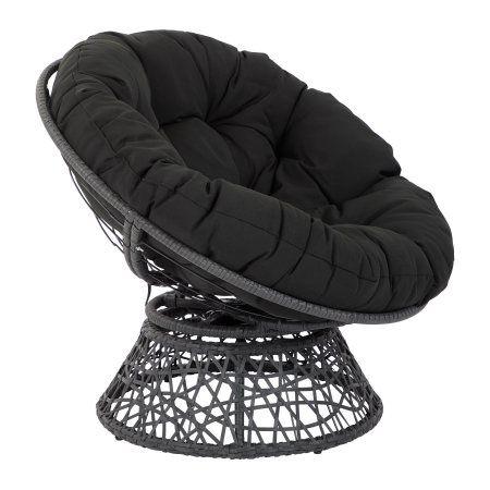 Home Papasan Chair Wicker Lounge Chair Papasan