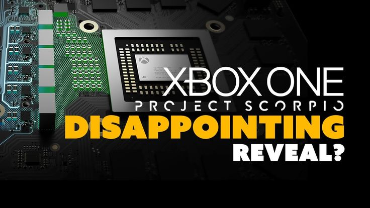 FarCry 5 Gamer  #Xbox #Scorpio Reveal: #DISAPPOINTING or #SAVING #XBOX - The Know #Game #News   As promised, #Microsoft has revealed Xbox's Project #Scorpio this week! Sort of. You can't see it. It doesn't have a name. Or a date. Or a price. But there are a lot of tech #specs and those are pretty impressive.  Linkdump:   Written By: Brian Gaar and Eddy Rivas Edited By: Kdin Jenzen Hosted By: Ashley Jenkins and Stevivor's Steve Wright  Get More #News ALL THE TIME:    Follow Th
