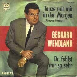 Gerhard Wendland - 1962