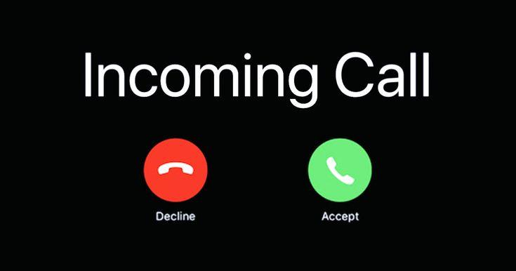 معرفة اسم الرقم المتصل ومكانه أون لاين بدون برنامج Incoming Call Online Tools Incoming Call Screenshot