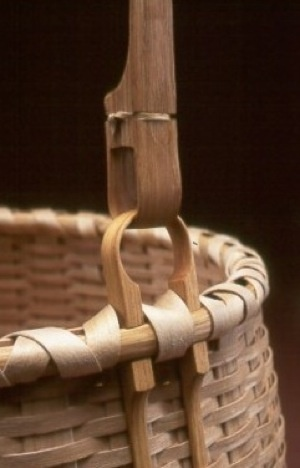 Black Ash Basket 4