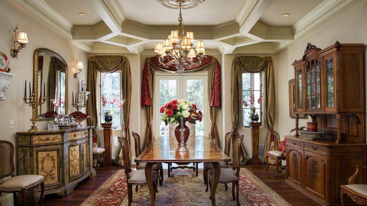 Скачать обои столовая, стол, стулья, стиль, дизайн, раздел еда в разрешении…