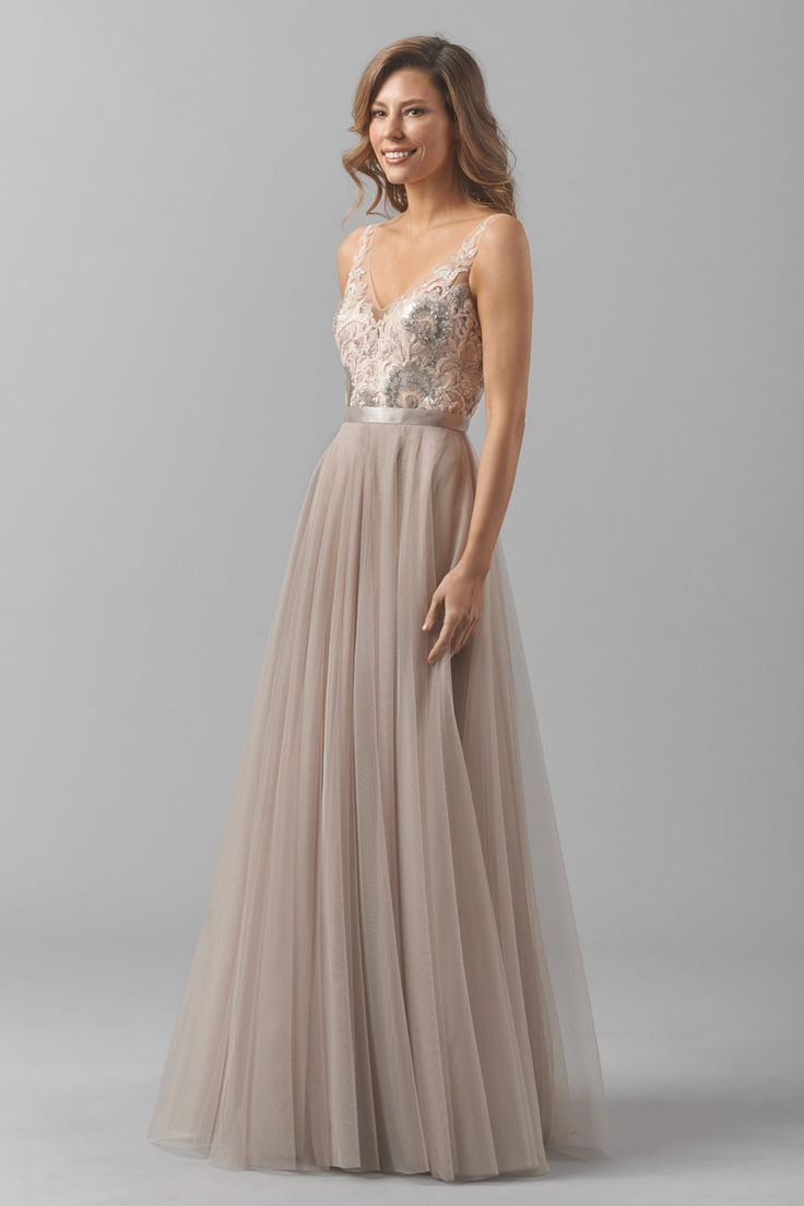88 best bridesmaids dresses images on pinterest bridesmaids watters maids dress blair bridesmaid dress stylesbridesmaid ombrellifo Images