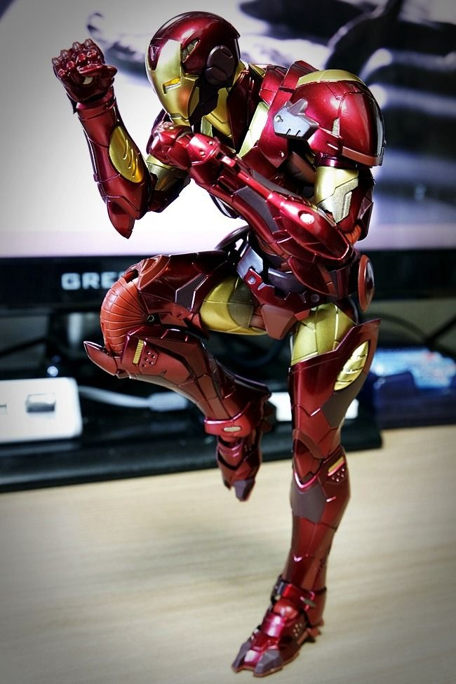 Sentinel RE:EDIT IRON MAN #02 Extremis Armor | Daum 루리웹 ...