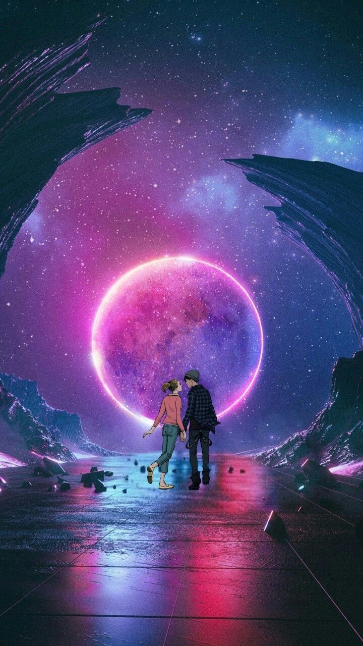 Needing Space Space Poster Print Metal Posters Displate Anime Scenery Cute Wallpapers Galaxy Wallpaper