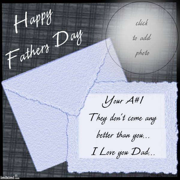 105 best Fathers Day Frames images on Pinterest | Fathers day frames ...