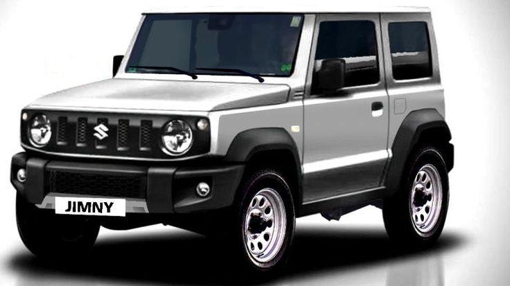 Cars: Best images of New Model 2018 SUZUKI JIMNY.