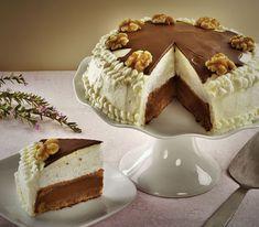 Tarta vasa, esta delicia es típica de Serbia, pero para nosotros es la tarta desconocida. Verdaderamente, poco o nada se