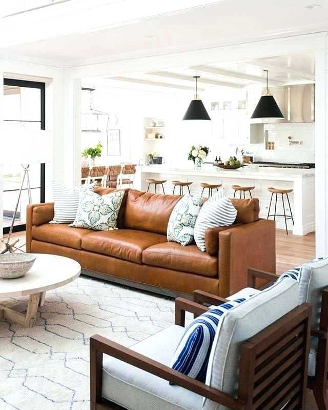Leather Couch Beach House Google Search Living Room Leather Farm House Living Room Luxury Living Room