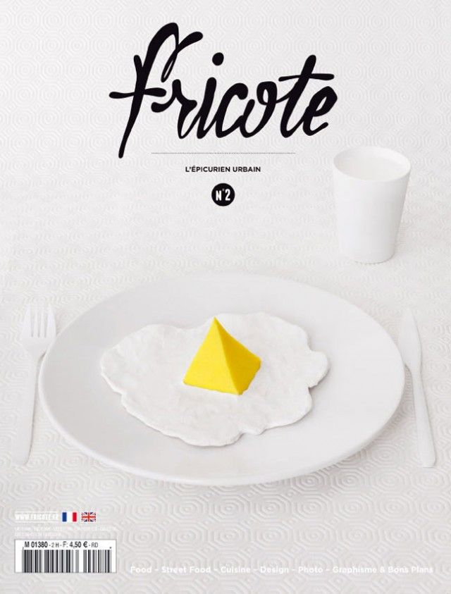 cover fricote favourite new food magazine