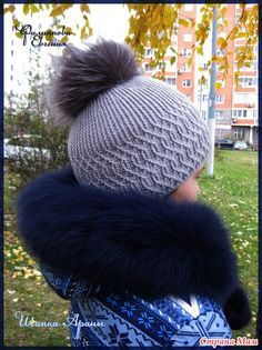 Кружево Аранов (тестирование шапки от Lissa Fox)
