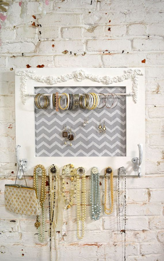 Painted Cottage Chic Shabby Farmhouse Jewelry by paintedcottages, $59.00