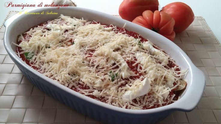 Una ricetta light per le Melanzane alla parmigiana