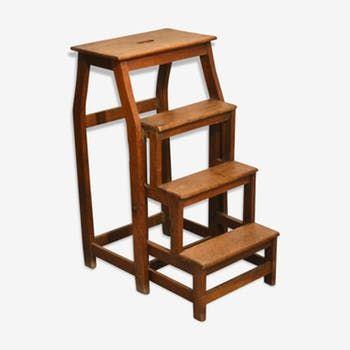 best 25 escabeau en bois ideas on pinterest escabeau. Black Bedroom Furniture Sets. Home Design Ideas