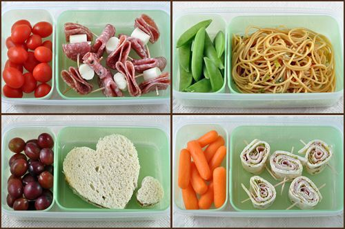A 6YO's Lunch Box   Very Culinary .. but great ideas for adults, too!