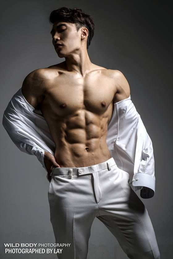 Opinion you Young hunk with six pack abs