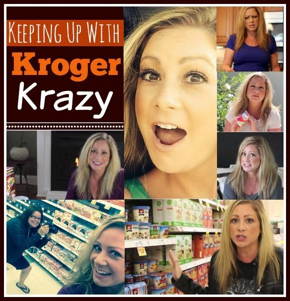 Keeping Up with Kroger Krazy (nightly recap)!