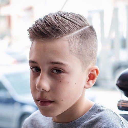 Enjoyable 1000 Ideas About Boy Hairstyles On Pinterest Boy Haircuts Boy Short Hairstyles For Black Women Fulllsitofus