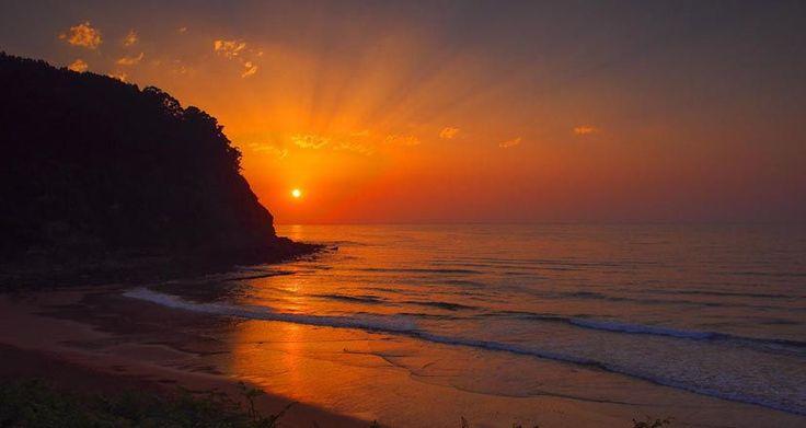 Te hacemos una selección de 10 puestas de sol sensacionales que puedes disfrutar…