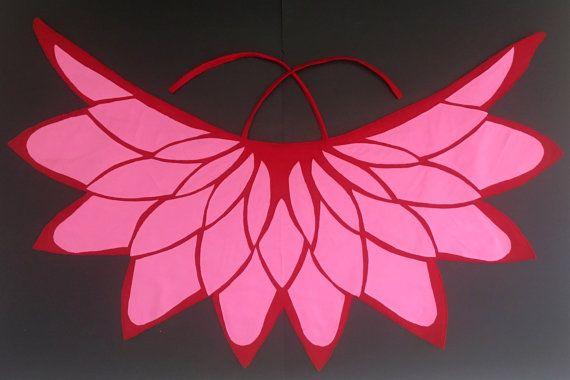 PJ Masks Custom Owlette Wings / Party Decor / PJ Masks Costume