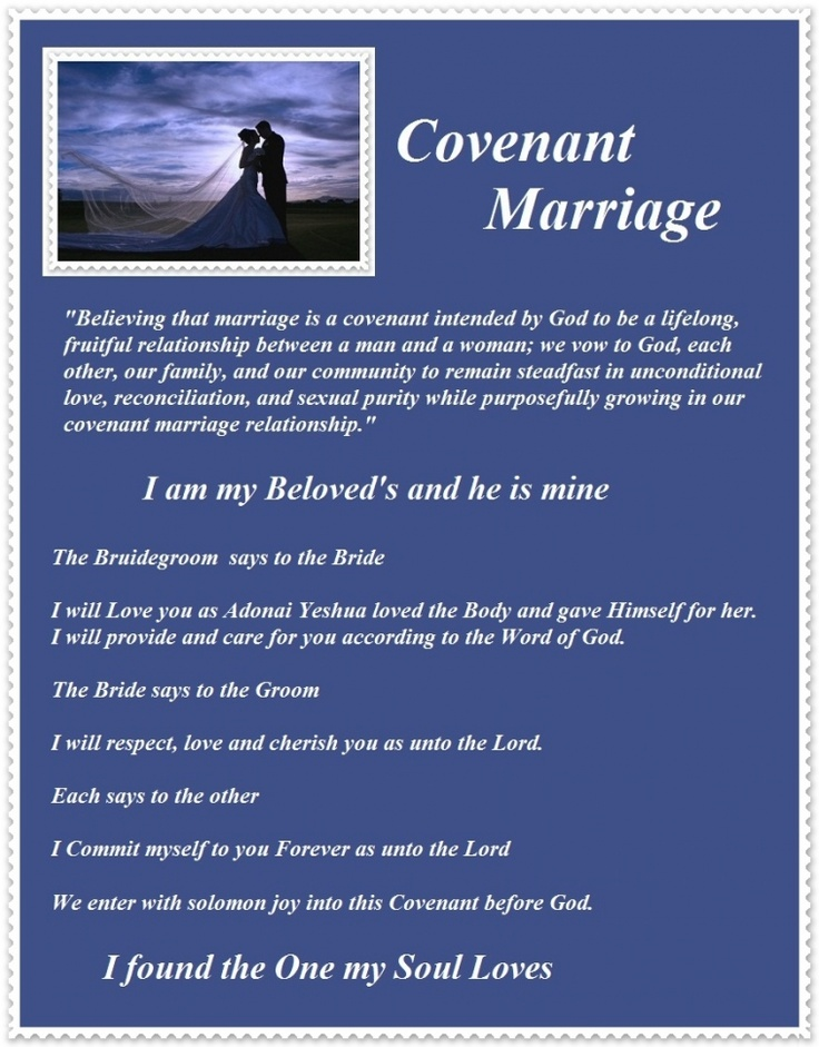 covenant marriage Dr winston answers your questions on covenant marriage submit your questions online at wwwlivingwdorg or on twitter using #askdrwinston.