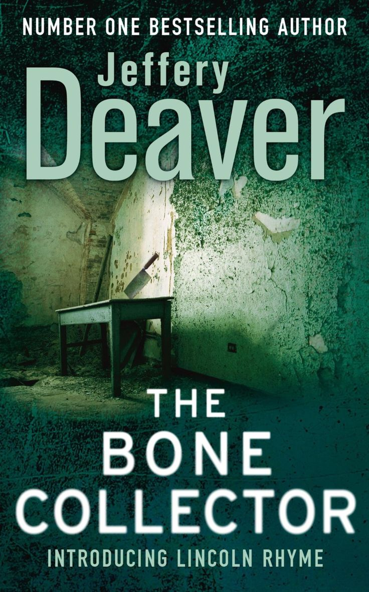 The Bone Collector By Jeffery Deaver The Film Starred Angelina Jolie