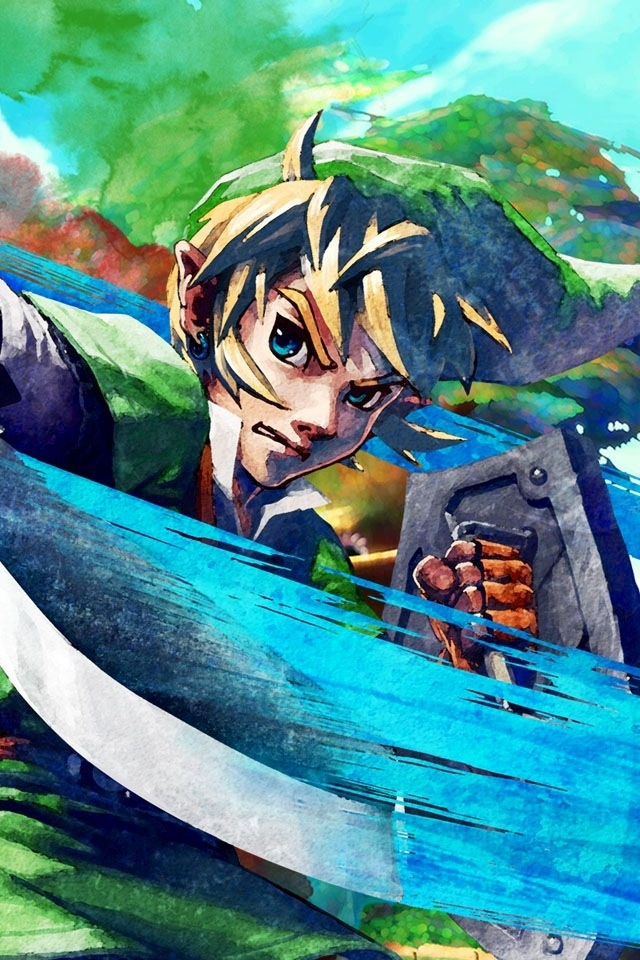 The Legend of Zelda is my favourite-thing-EVER!!!!!!!!!!!!!!!!
