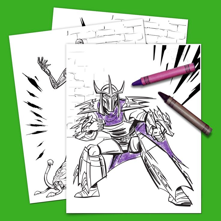 Coloring Coloring pages and Turtles