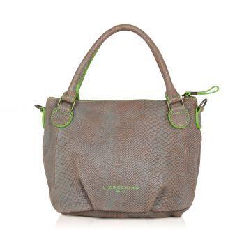 Liebeskind Tasche Gina - auch in der grau-grünen Verarbeitung einfach der Knaller!