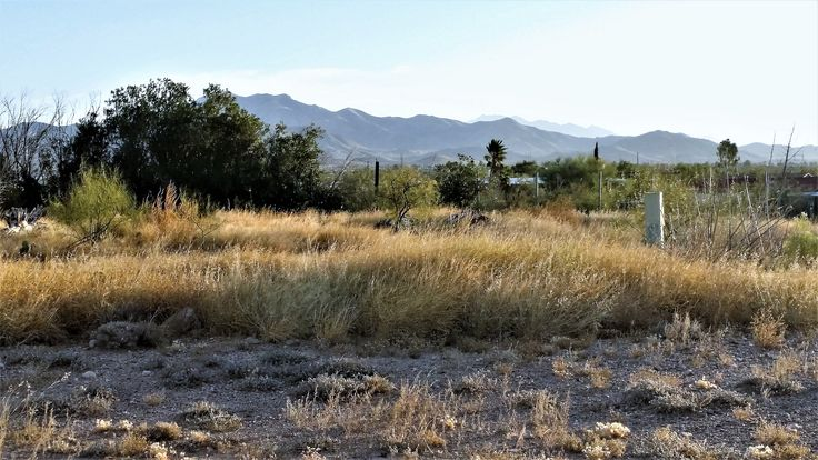 Priced at $34,500.   This .91 acre parcel is located in beautiful Vail Arizona immediately adjacent to JD Ranch with easy access to I10.  There is a concrete slab where a mobile home was installed at one time. Septic tank installed on the property and electric and water on site.  Ready for you to add your own mobile home.   Corner lot with good views of the Tucson city lights to the West and Mountain views to the North.   Subdivided and no HOA.