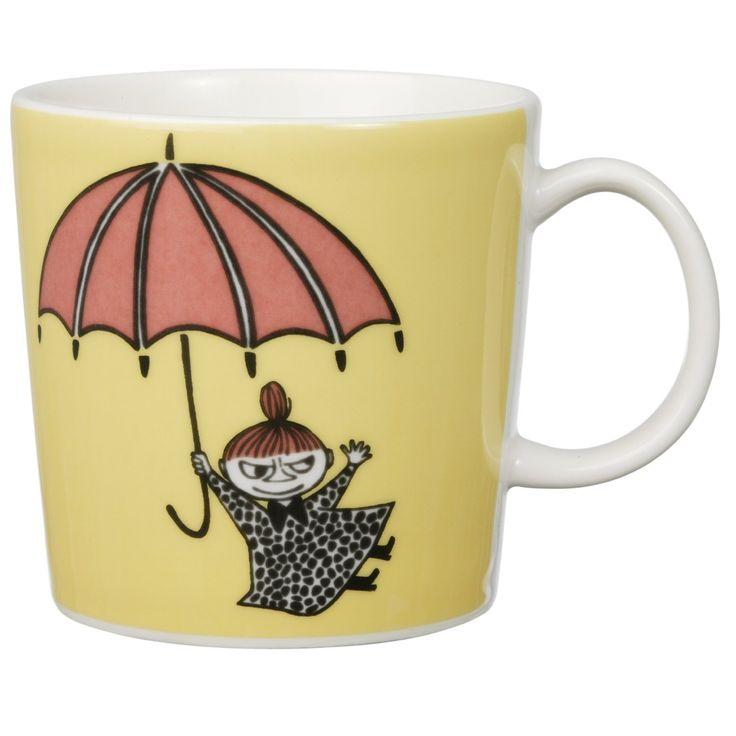 Arabia Finland Moomin Mug - Little My