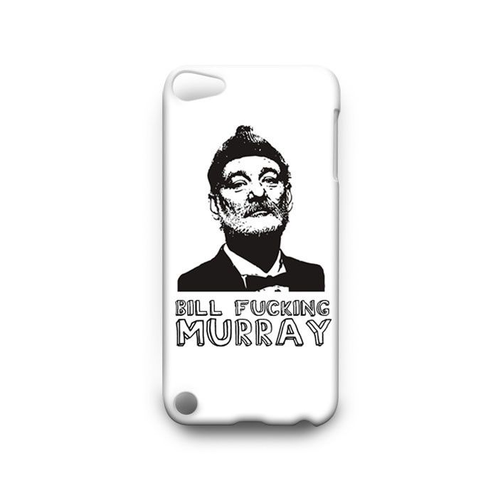 Bill Murray iPod Touch 4th 5th HTC One M7 M8 Case
