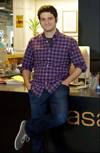 Dustin Moskovitz helped launch Facebook with then-roommate Mark Zuckerberg from their Harvard dorm. He is also CEO and Cofounder of Asana.