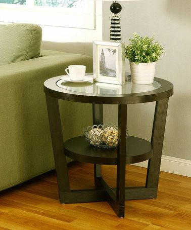 Best 25  Glass end tables ideas on Pinterest Serendipity Cappuccino Holland Tempered Glass End Table  Glass End TablesSofa  End TablesLiving Room  . Glass End Tables For Living Room. Home Design Ideas