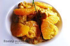 Receta paso a paso para cocinar un delicioso pollo a la naranja. Sencillo, sano y sobre todo súper rico. No hay excusa para no hacerlo.