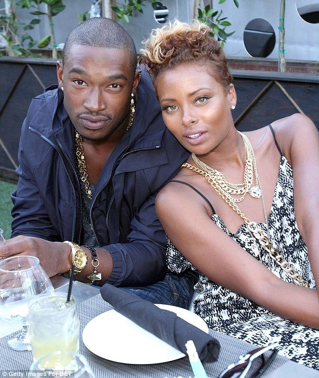 They make a beautiful couple and are expecting a baby!!!! Eva Marcille and Kevin McCall