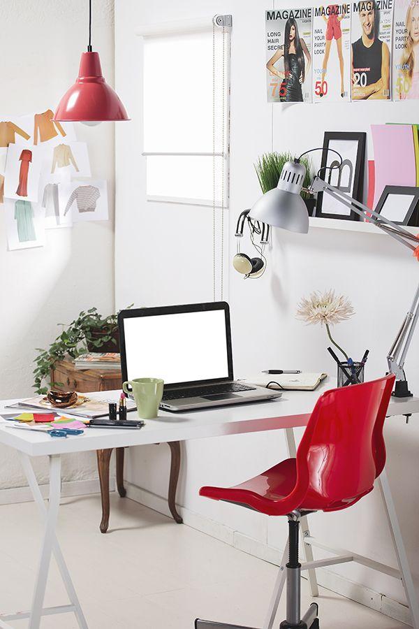 ¡Los lugares de trabajo también pueden tener un estilo único!