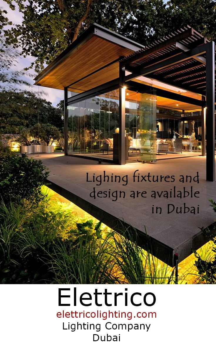 outdoor landscape light fixtures dubai