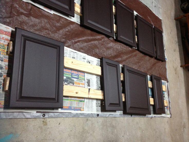 Pinterest'teki 25'den fazla en iyi Rustoleum cabinet ...
