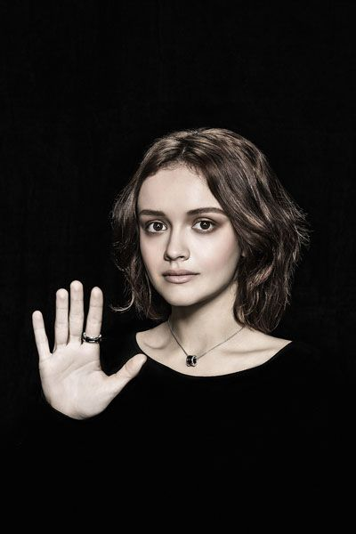 Olivia Cooke from Bates Motel