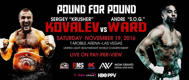 "FOLLOW AND SHARE Luis Arias vs. Arif Magomedov USBA Middleweight Championship Added to Andre Ward vs. Sergey Kovalev  Pay-Per-View Undercard   Ward-Kovalev 2: ""The Rematch"" Set for  Saturday, June 17, 2017 at  Mandalay Bay Events Center, Las Vegas Presented Live by HBO Pay-Per-View®   NEW YORK, NY (April 27, 2017) –  USBA Middleweight Champion Luis …"