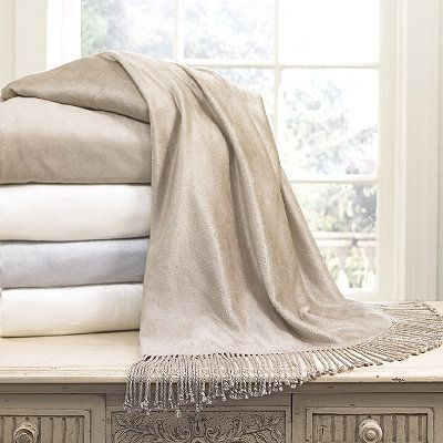 Unique Charisma Bamboo Throw A layer of luxury for the bed sofa or your favorite armchair this generously sized throw from Charisma is crafted of bamboo for Idea - Amazing bed accessories