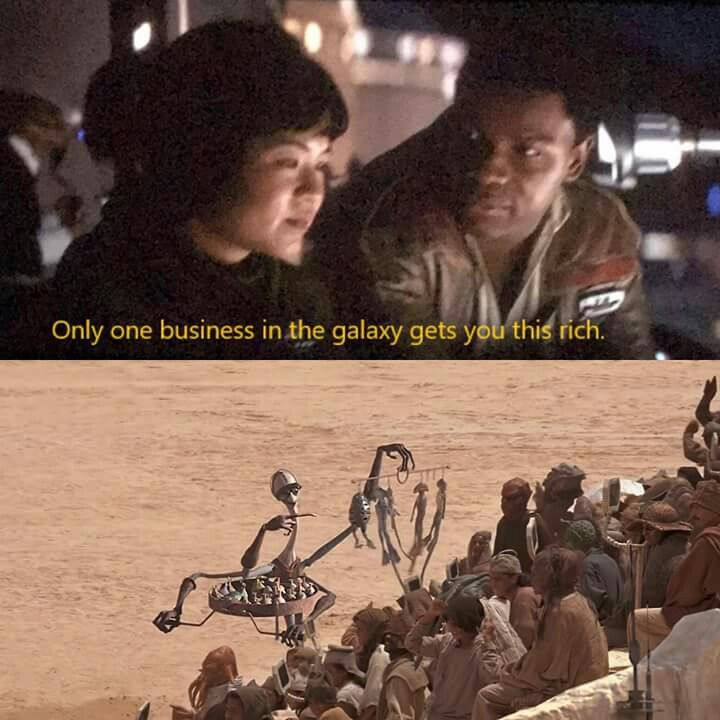 I Made This On Mobile So Dont Complain About The Quality About Complain Dont Mobile Quality Star Wars Humor Star Wars Jokes Funny Star Wars Memes
