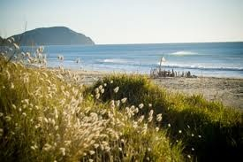 Wainui - Gisborne... first place in the world to see the sun, mean surf breaks, white sand! Is there anything else I need to add?